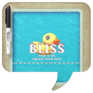 TEE Rubber Ducky Bliss Dry-Erase Board