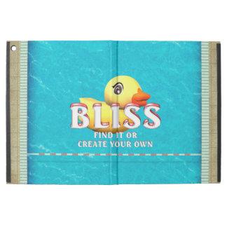 TEE Rubber Ducky Bliss iPad Pro Case