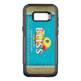TEE Rubber Ducky Bliss OtterBox Commuter Samsung Galaxy S8+ Case
