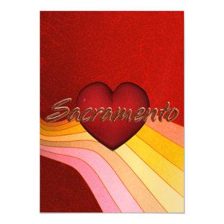TEE Sacramento Magnetic Card