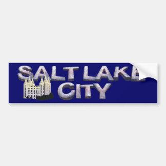 TEE Salt Lake City Bumper Sticker