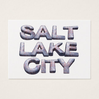 TEE Salt Lake City Business Card