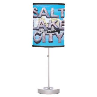 TEE Salt Lake City Desk Lamp