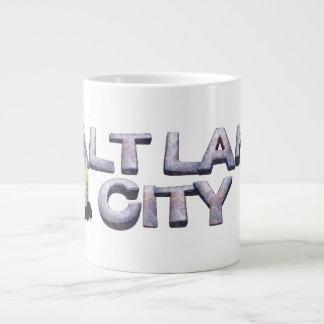TEE Salt Lake City Giant Coffee Mug