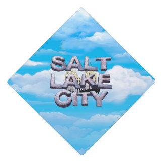 TEE Salt Lake City Graduation Cap Topper