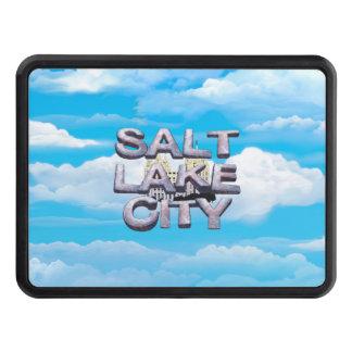 TEE Salt Lake City Trailer Hitch Cover