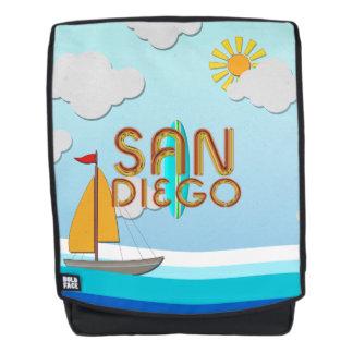 TEE San Diego Backpack