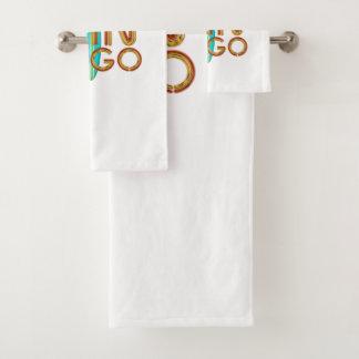 TEE San Diego Bath Towel Set