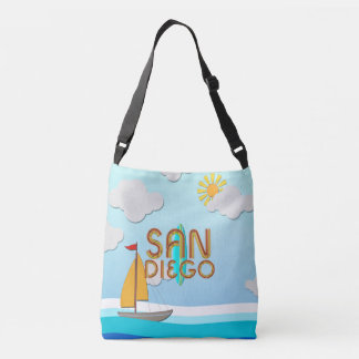TEE San Diego Crossbody Bag