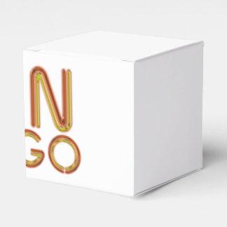 TEE San Diego Favor Box