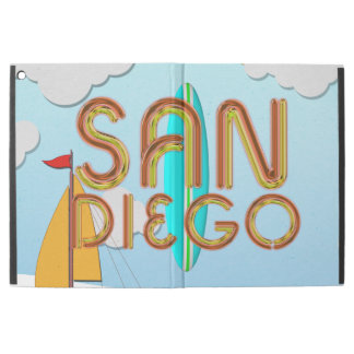 TEE San Diego iPad Pro Case