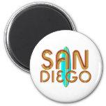 TEE San Diego Magnets