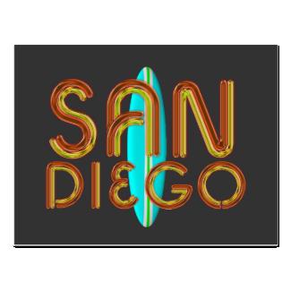TEE San Diego Postcard