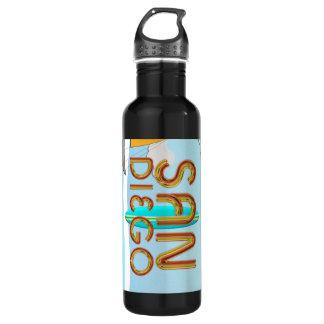 TEE San Diego Water Bottle