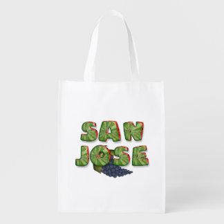 TEE San Jose Grocery Bag