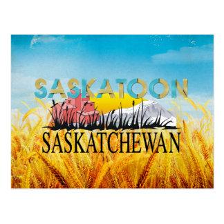 TEE Saskatoon Postcard