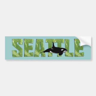 TEE Seattle Bumper Sticker