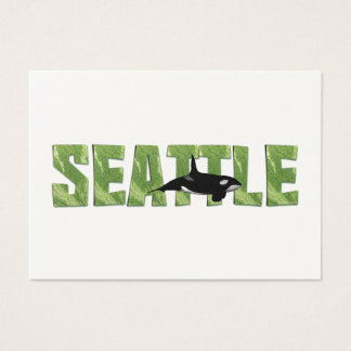 TEE Seattle Business Card