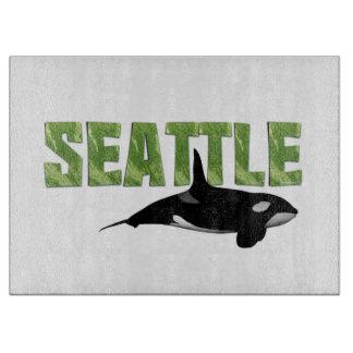 TEE Seattle Cutting Board