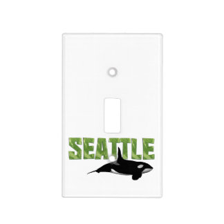 TEE Seattle Light Switch Plates