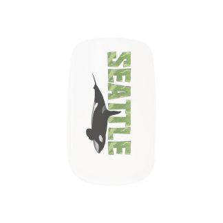 TEE Seattle Minx Nail Art