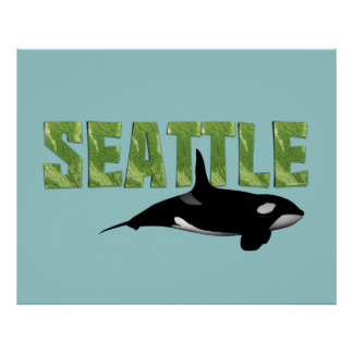 TEE Seattle Poster