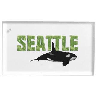 TEE Seattle Table Card Holder