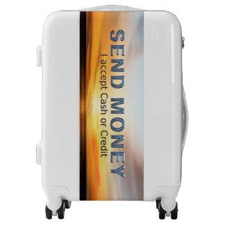 TEE Send Money Luggage