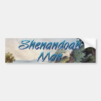 TEE Shenandoah Man Bumper Sticker