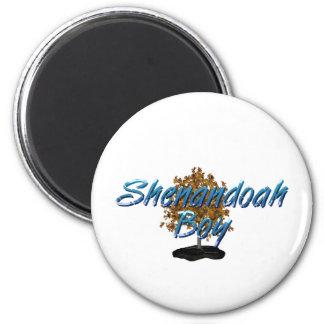 TEE Shenandoah Man Refrigerator Magnet