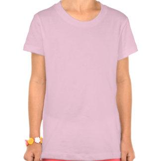 tee-shirt anti-Bourges young girl Tee Shirt