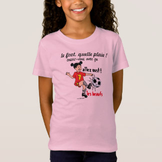 tee-shirt anti football T-Shirt