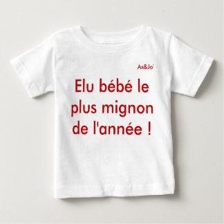 Tee-shirt Ax&Jo' baby Baby T-Shirt