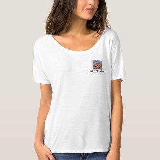 """TEE-SHIRT """"Azawakh de Garde-Épée"""" 2 Azawakhs T-Shirt"""