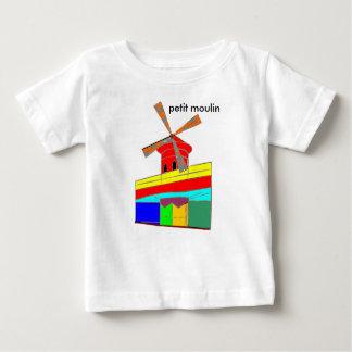 "tee-shirt baby ""mill "" t-shirt"
