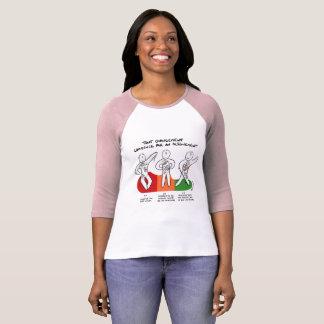 "Tee-shirt ""Change starts with Alignement "" T-Shirt"