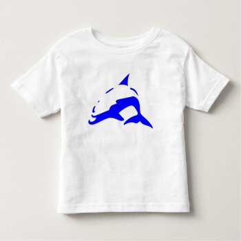 Tee Shirt Character Image Dolphin by creativeconceptss at Zazzle