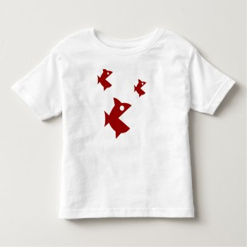 Tee Shirt Character Image Fishes by creativeconceptss at Zazzle