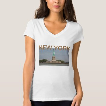 Tee Shirt Character New York by CREATIVEforKIDS at Zazzle