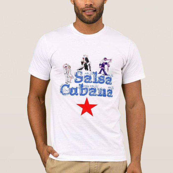 Tee-shirt Cubana salsa T-Shirt