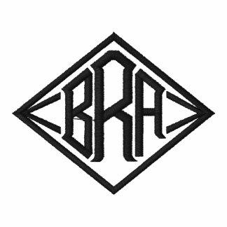 tee-shirt embroidered BRA Embroidered Shirt
