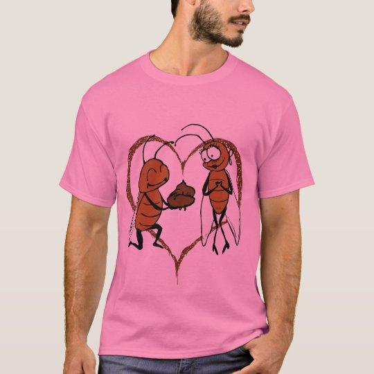 tee-shirt excrement T-Shirt