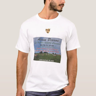 Tee-shirt for man Alain Perron T-Shirt