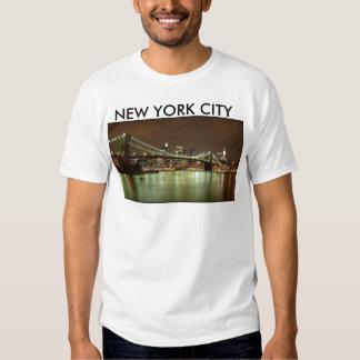 Tee-shirt Green Man - New York City Shirt