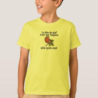 tee-shirt head of sparrow T-Shirt