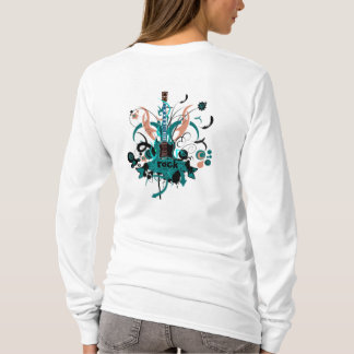 Tee-shirt hood Rock'n'roll T-Shirt