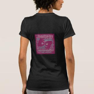 Tee Shirt - Interpreters (Pink)