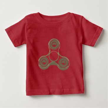 Professional Business Tee-shirt jersey Fine for baby, Spinner Baby T-Shirt