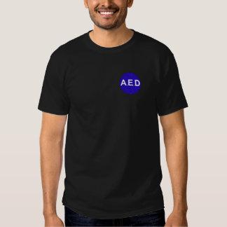 Tee-shirt man AED Tee Shirt