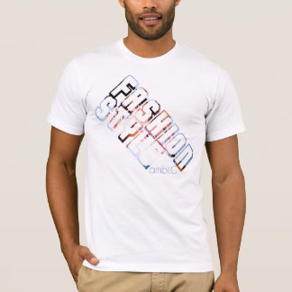tee-shirt man fashion style design by ambi. G T-Shirt
